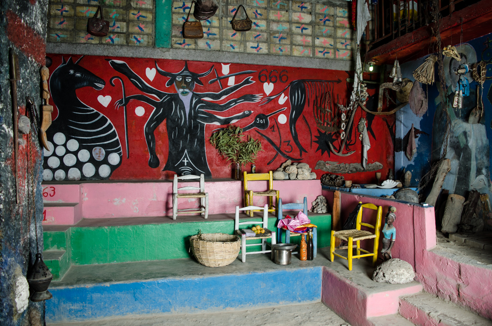 Vodou And Visual Art Roundtablevodou Cradle Of Haitis